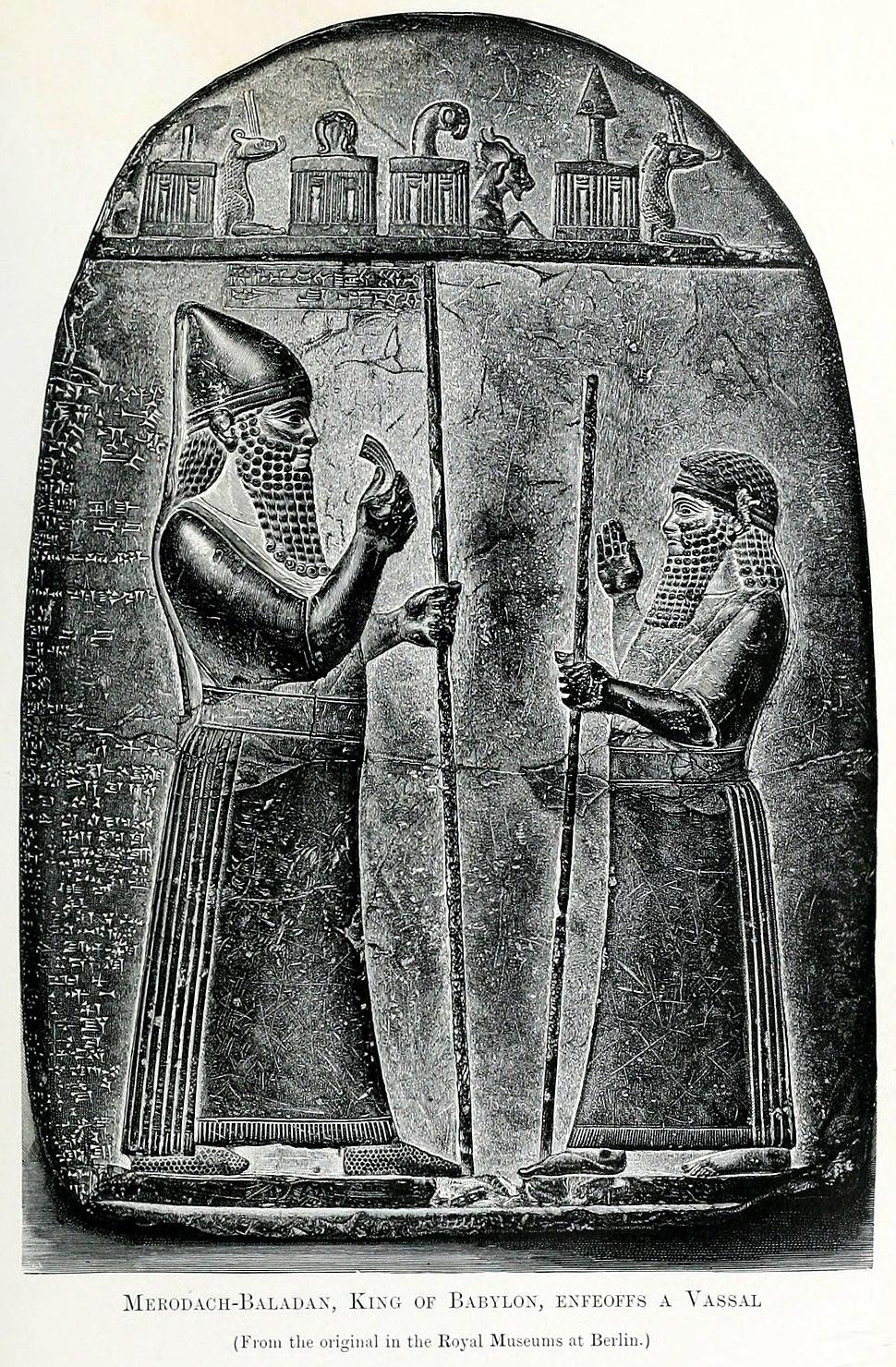 Marduk-apla-iddina II