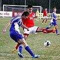 Marek Púpala (FK Dukla Banská Bystrica), Slovakia U-19 (02).jpg