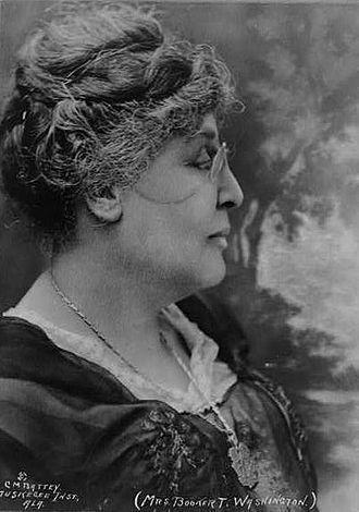 Margaret Murray Washington - Image: Margaret James Murray