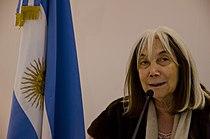 Maria Kodama - Presentación del libro Diálogo con Borges.jpg