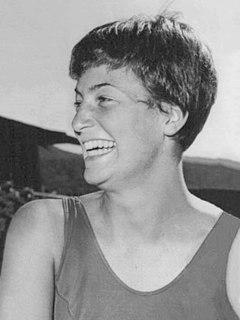 Marilyn Ramenofsky American swimmer, Olympic silver medalist, former world record-holder
