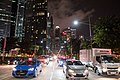 Marina Boulevard, Singapore, at night.jpg