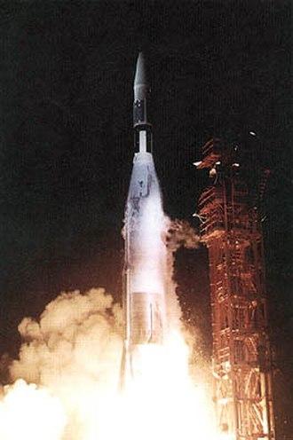Mariner 2 - Launch of Mariner 2