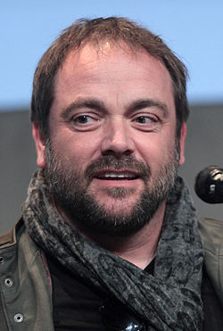 Mark Sheppard San Diegon Comic-Conissa 2015.