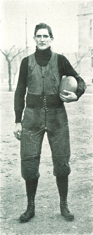 Mark Catlin Sr. - Catlin from 1907 Hawkeye