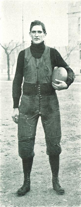 Mark Catlin Sr. - Catlin from 1907 Hawkeye