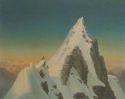 Markus Pernhart - Besteigung des Großglockner