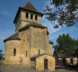 Marquay, Dordogne - Image: Marquay 01