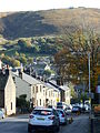 Marsden, West Yorkshire, seen from railway station.JPG