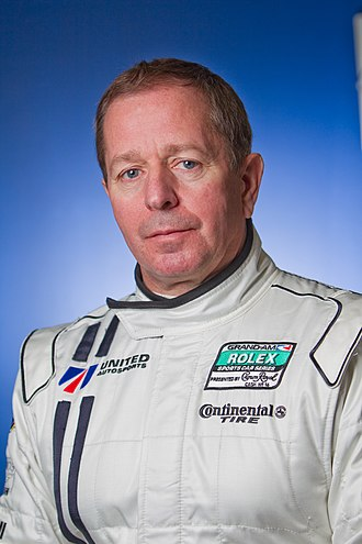 Martin Brundle - Brundle in 2011