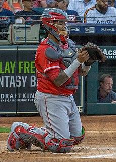 Martín Maldonado Puerto Rican baseball player