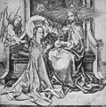 Martin Schongauer - Die Krönung der Maria (L 17).jpg