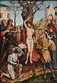 Martyrium Des Hl. Sebastian (Detail) Hans Holbein.jpg