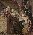 Marx Reichlich - Marienaltar, Geburt Mariae - 2587 - Bavarian State Painting Collections.jpg