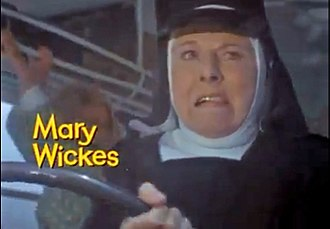 Mary Wickes - Wickes in the trailer for Where Angels Go, Trouble Follows (1968)