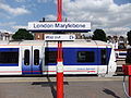 Marylebone railway station - DSCF0481.JPG