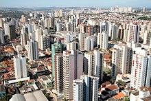 c328056e91 Vista parcial da região central de Ribeirão Preto em 2011.