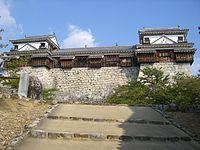 Matsuyama castle(Iyo)11.JPG