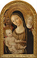 Matteo di Giovanni - Madonna and Child with Saint Catherine and Saint Christoph - Google Art Project.jpg