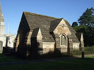 Buckminster - Dysart Mausoleum
