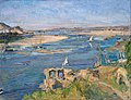 Max Slevogt - The Nile near Aswan - Google Art Project.jpg