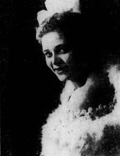 May Wirth Circus performer and vaudville artist.