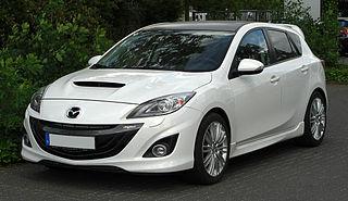 Mazdaspeed3 Motor vehicle