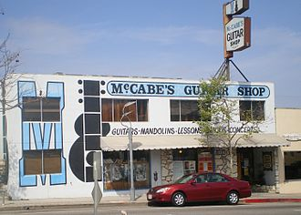Pico Boulevard - McCabe's Guitar Shop