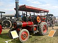 McLaren steam tractor Great Dorset Steam Fair.jpg