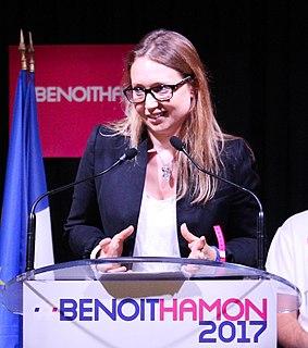 Aurore Lalucq French politician