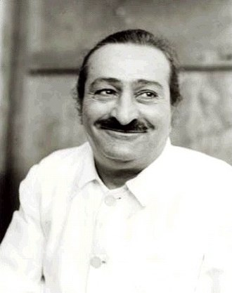 Meher Baba - Meher Baba in 1945