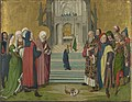 Meister des Marienlebens - Marienleben, Tempelgang Mariae - WAF 620 - Bavarian State Painting Collections.jpg