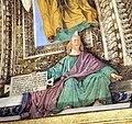 Melozzo da forlì, angeli coi simboli della passione e profeti, 1477 ca., profeta ezechiele 01.jpg