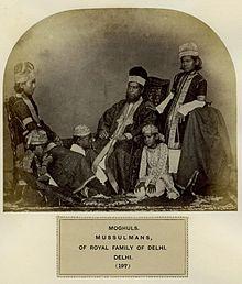 Mughal tribe - Wikipedia