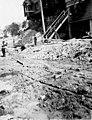 Men working on Jackson Regrade at Washington St, Seattle, between 1907 and 1909 (INDOCC 1756).jpg