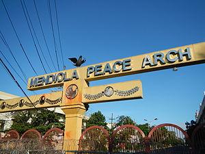 Mendiola massacre - Image: Mendiola Streetjf 2529 04