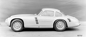Mercedes-Benz W194 - Prototype W194 racer