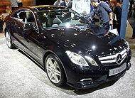 Mercedes-Benz E 350 CGI Coupé Obsidianschwarz.JPG