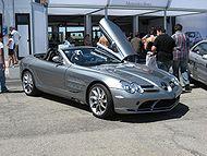 Mercedes-Benz SLR-McLaren Roadster.JPG
