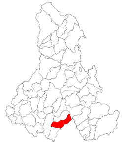 Location of Mereşti