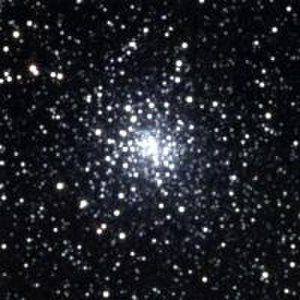 Messier 28 - Messier 28 on 2MASS; wide angle