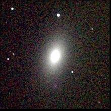 Orange Logic - Galaxy NGC 4753