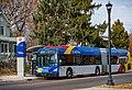 Metro Transit METRO C Line BRT Bus on Penn Avenue, Minneapolis (49040491042).jpg