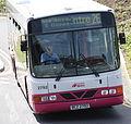 Metro bus, Belfast, June 2010 (03) crop.jpg