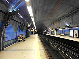 Parque station