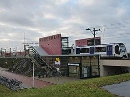 Rodenrijs RandstadRail station