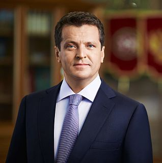 Ilsur Metshin Russian politician