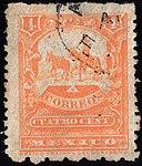 Mexico 1897-1898 4c perf 6x12 Sc271b used.jpg