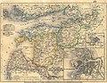 Meyer's Zeitungsatlas 050 – Russland- Gouvernement Sankt Petersburg, Esthland, Liefland, Kurland.jpg
