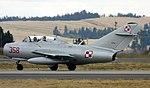 MiG-15UTI Midget trainer in Polish markings, Fairchild AFB WA.jpg